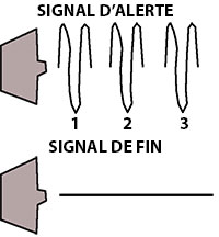 composition du signal SAIP